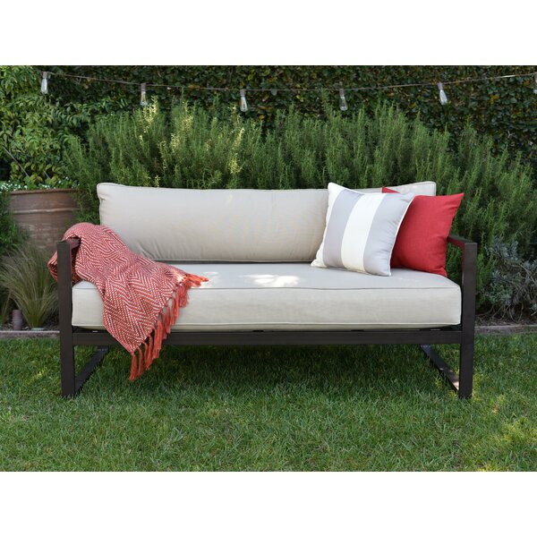 Superb Modern Contemporary Serta Outdoor Sofa Allmodern Beatyapartments Chair Design Images Beatyapartmentscom