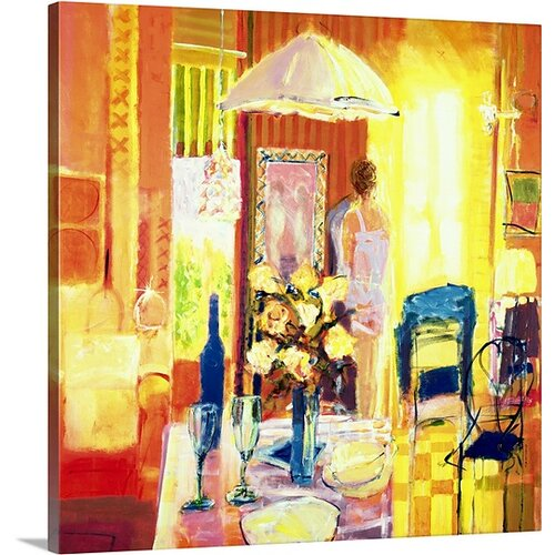 Great Big Canvas In Paris 2000 By Martin Decent Painting Print Wayfair