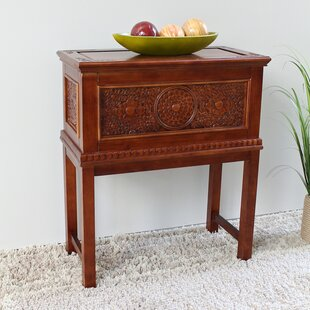Great Price Palmieri Standing Wood Trunk ByWorld Menagerie