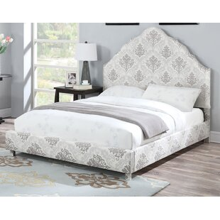 Linger Upholstered Panel Bed