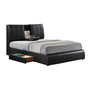 Grefer Queen Upholstered Storage Platform Bed by Latitude Run