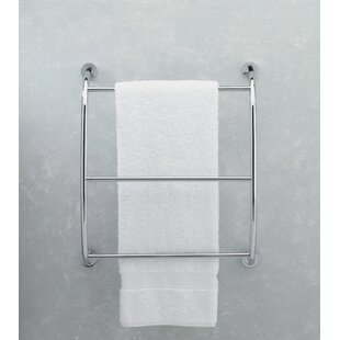 Bath towel holder Freestanding Essentials Wall Mounted Towel Rack Towel Racks Youll Love Wayfair