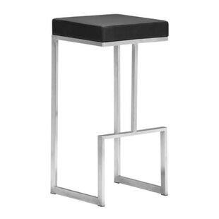 Shera 30 Bar Stool (Set of 2) Orren Ellis