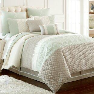 Dina Reversible Comforter Set