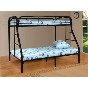 Tanya Twin Over Full Bunk Bed by Zoomie Kids Comparison