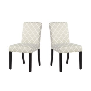 Red Barrel Studio Marie-Anne Upholstered Dining Chair (Set of 2)