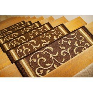 Weinert Non Slip Carpet Stair Tread Set Of 7