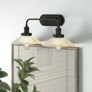 Lisbeth 2-Light Vanity Light By Williston Forge Wall Lights