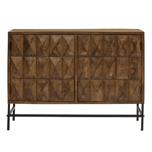 Spiva 2 Door Accent Cabinet by Bungalow Rose