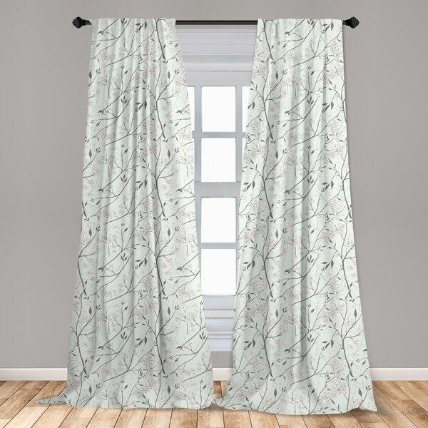 Mint Green Curtains Wayfair