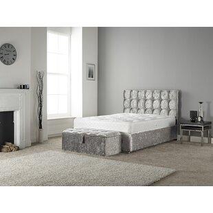 Correa Upholstered Bed Frame By Rosdorf Park