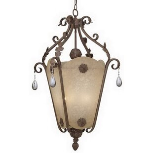 Fleur De Lis Living Saratoga 6-Light Urn ..