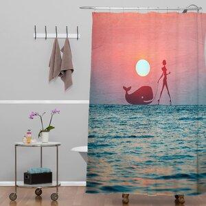 Ketner Fancy Pet Shower Curtain Brayden Studio