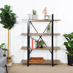 Schott Etagere Bookcase by Gracie Oaks