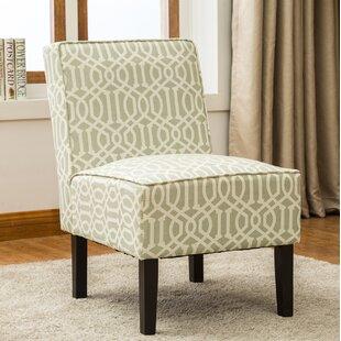 Winston Porter Branford Slipper Chair