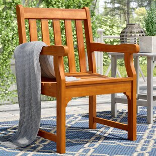 Three Posts Cadsden Patio Garden Chair