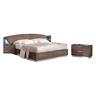 Gary Panel Configurable Bedroom Set