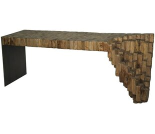 Noir Bernini Console Table