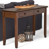 Gosport 46 Console Table by Three Posts™