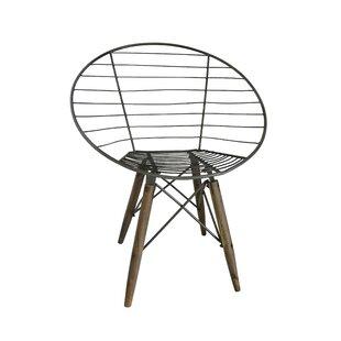 Mistana Molina Wire Armchair (Set of 2)