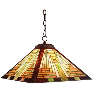Astoria Grand Hackmore 1-Light Inverted Pendant