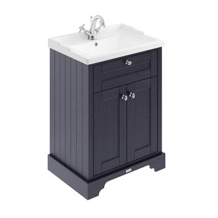 Review 620mm Free-Standing Vanity Unit