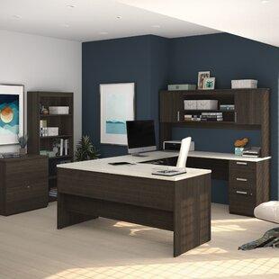 U Shape Office Suites Youu0027ll Love | Wayfair