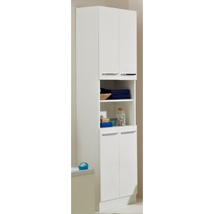 Chatalina 50 X 195.5cm Tall Bathroom Cabinet By 17 Stories