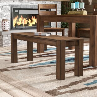 Mistana Maci Wood Bench