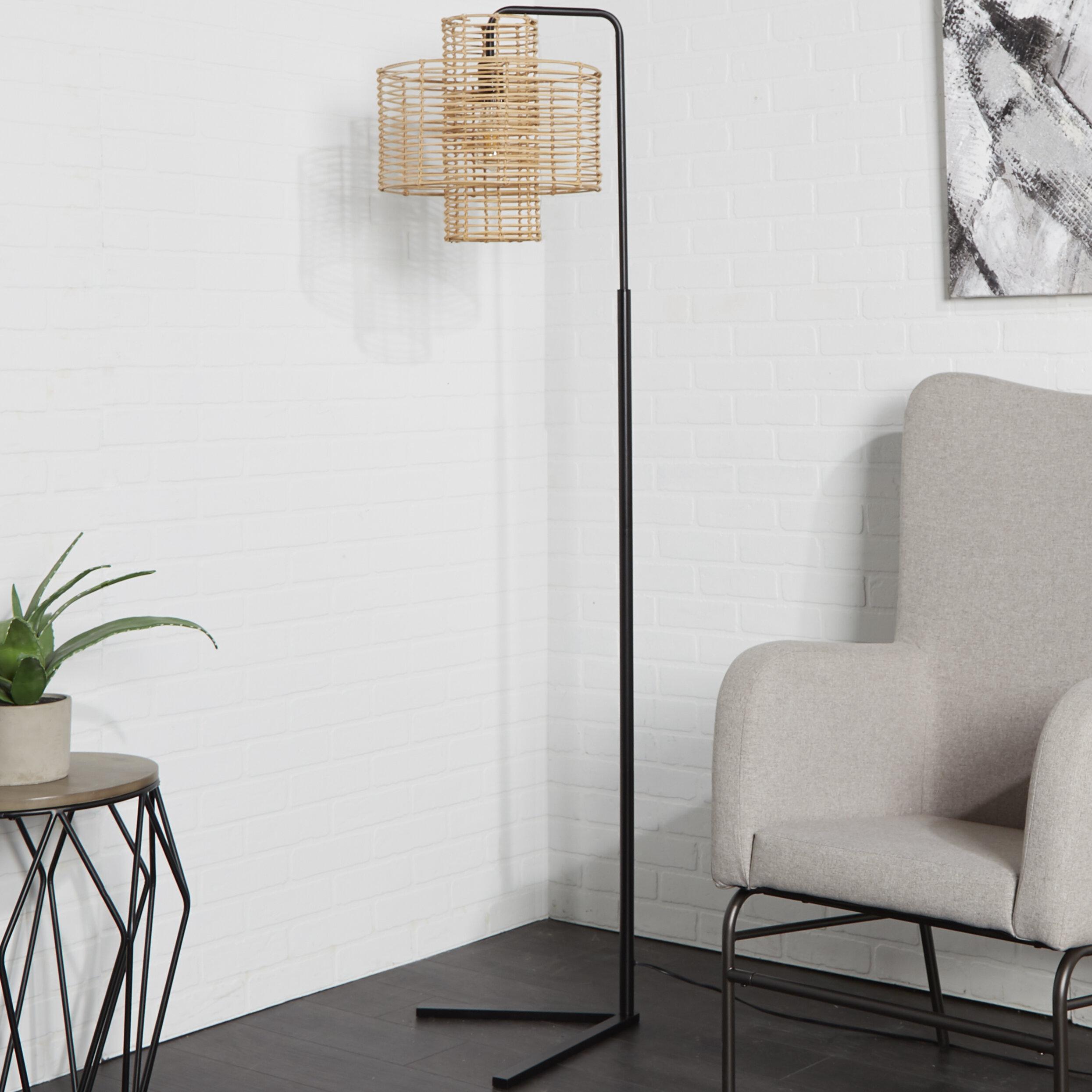 Wayfair Bohemian Floor Lamps You Ll Love In 2021