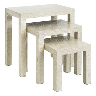 3 Piece Nest Of Tables By Ixia