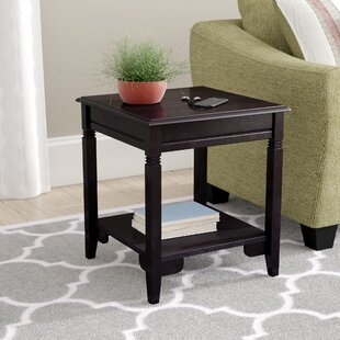 Purchase Philson End Table by Winston Porter