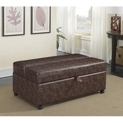 Ottoman Converts To Bed Wayfair