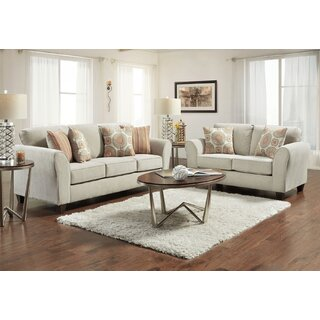Andreasen 2 Piece Living Room Set by Winston Porter