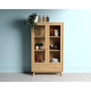 Pierrepont Curio Cabinet By Mikado Living