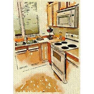 Kitchen Area Rug | Wayfair