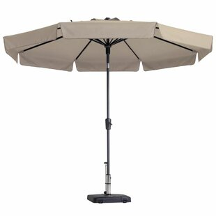 Brunner 3m Beach Parasol By Freeport Park