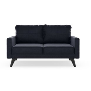 Critchlow Loveseat by Corrigan Studio Great Reviews