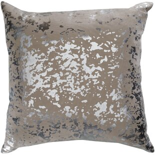 Crescent Modern cotton Pillow Cover