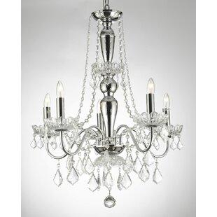 House of Hampton Holton 5-Light Chandelier