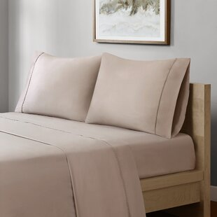 Alcott Hill Crosby 400 Thread Count Solid Cotton Sheet Set