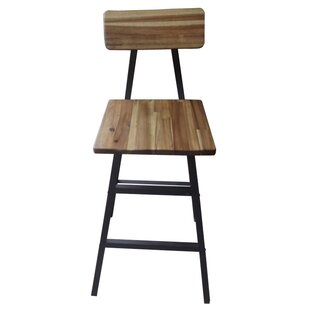 Low priced Boyette Bar Stool (Set of 2) by Union Rustic Reviews (2019) & Buyer's Guide