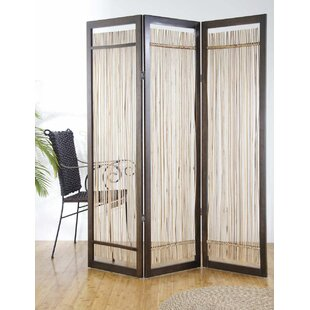 Screen Gems Lanai 3 Panel Room Divider