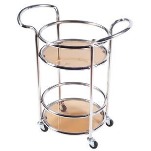 Durable Mobile Kitchen Cart by Cosmopolitan Furniture