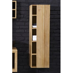 Typo 35 X 120cm Wall Mounted Tall Bathroom Cabinet By Tikamoon