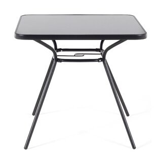 Garden Steel Dining Table By Sol 72 Outdoor