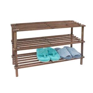 3-Tier Shoe Rack