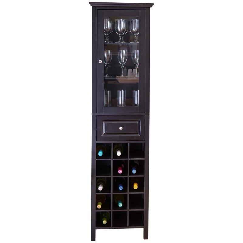 Floor Liquor Cabinet | Wayfair