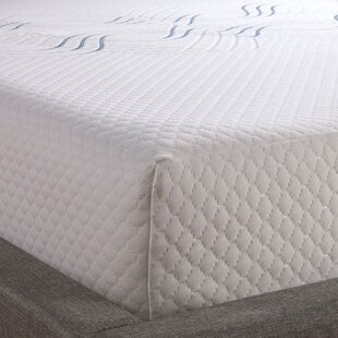 Shop Sealy Wave 8 Medium Memory Foam Mattress By Sealy