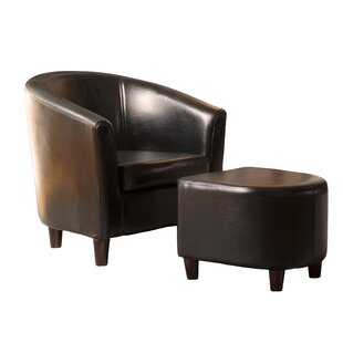 Calville Barrel Chair by Charlton Home